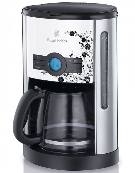 Cafetera Goteo Russell Hobbs blanco